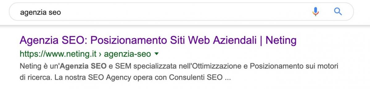 guida Yoast cosè una meta description