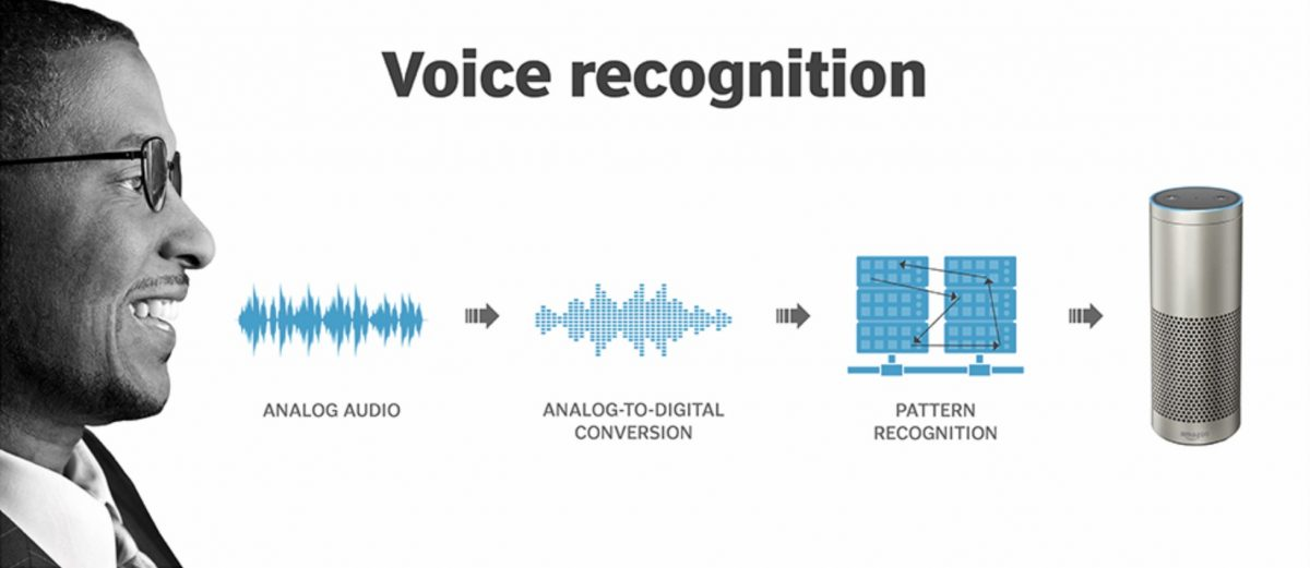 Vocal recognition riconoscimento vocale