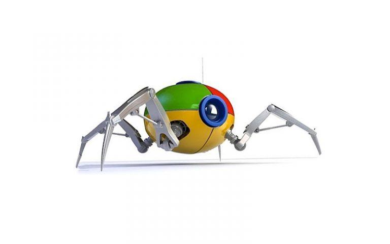 Crawl Budget: rappresentazione del google bot