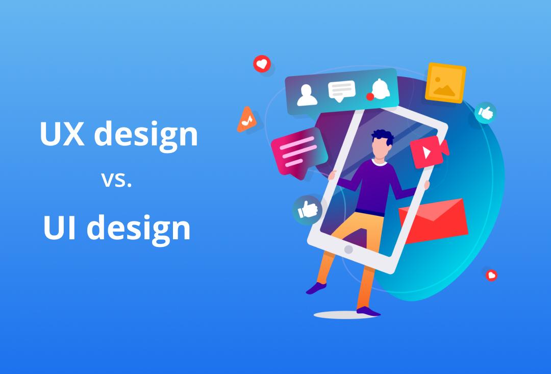 Differenza Ui Ux Design