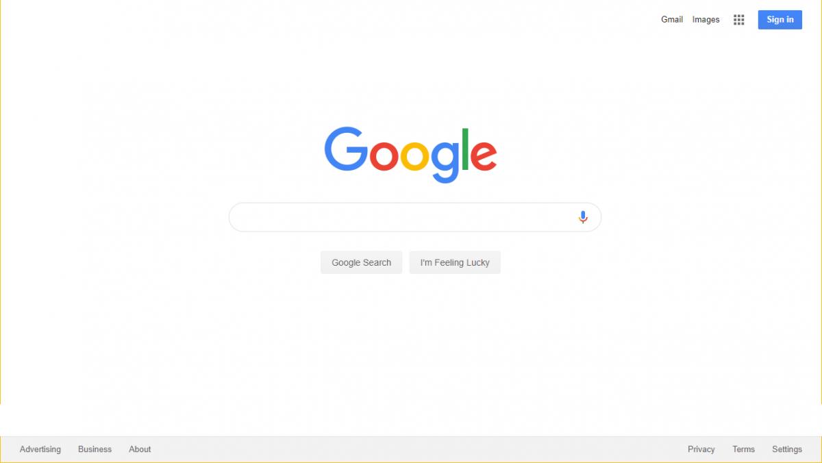 Google Web Search Brand Monitoring
